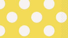 patterned_tableware_yellow_polka_dot
